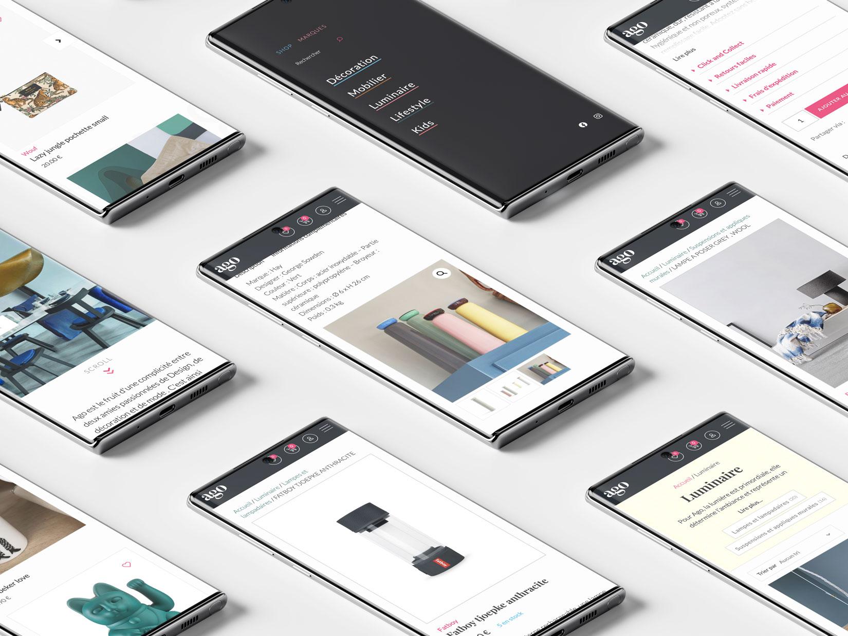 creation web perpignan responsive iphone